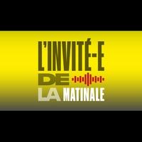 Logo de l'émission L'invité-e de La Matinale