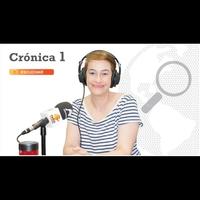 Logo de l'émission CRÓNICA 1