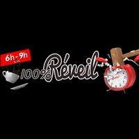 Logo de l'émission 100% Réveil