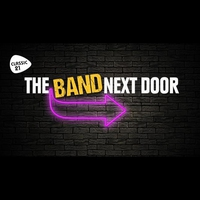 Logo of show THE BAND NEXT DOOR