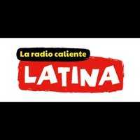 Logo of show Latina - La Radio Caliente
