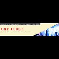 Logo of show Oxy Club !