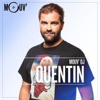 Logo of show Mouv' DJ - Quentin