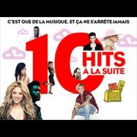 Logo de l'émission 10 Hits à la suite