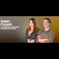 Logo of show Siamo Italiani