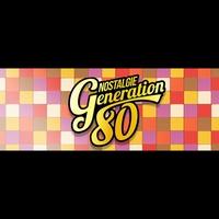 Logo de l'émission Nostalgie Génération 80