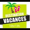 Logo of show Destination Vacances