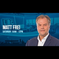 Logo of show Matt Frei