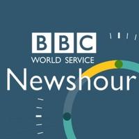 Logo de l'émission BBC Newshour