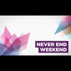 Logo de l'émission The Never End Kiss Weekend