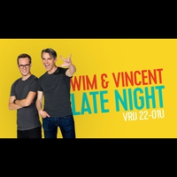 Logo of show Wim & Vincent
