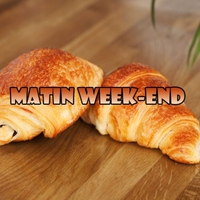 Logo of show Matin Week-End