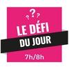 Logo de l'émission Le Défi du Jour