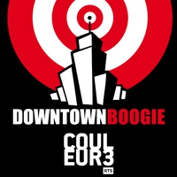 Logo of show Downtown boogie