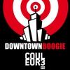 Logo de l'émission Downtown boogie