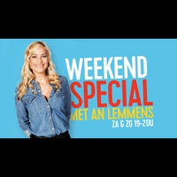 Logo de l'émission Weekend Special An Lemmens