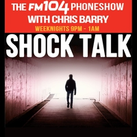 Logo of show FM104 Phoneshow