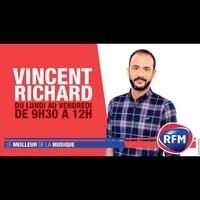 Logo of show Vincent Richard