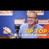 Logo de l'émission Tip Top (La quotidienne)
