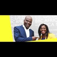 Logo of show LE DÉBAT BBC AFRIQUE - AFRICA RADIO