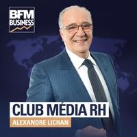 Logo de l'émission Club Media RH