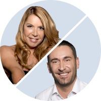 Logo de l'émission Anna Pettinelli - Paolo Piva