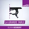 Logo de l'émission La Grande table (1ère partie)