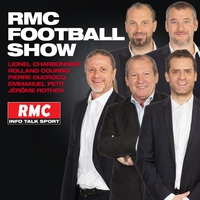 Logo of show RMC Football Show