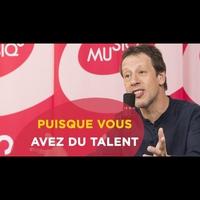 Logo de l'émission Puisque vous avez du talent