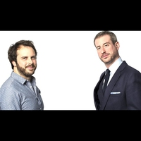 Logo of show Larry and Paul