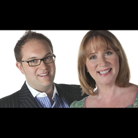 Sally Naden and Brett Davison