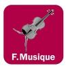 Logo of show Les Nuits de France Musique