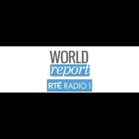 Logo of show World Report