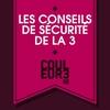 Logo de l'émission Les Conseils de Sécurité