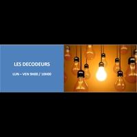 Logo of show Les Décodeurs Atlantic