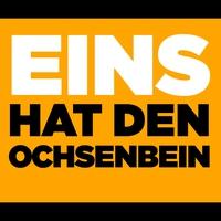 Logo de l'émission Eins hat den Ochsenbein