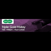 Logo of show Triple Gold Friday