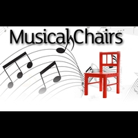 Logo of show Musical Chairs