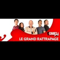 Logo de l'émission Le Grand Rattrapage avec Cauet sur NRJ