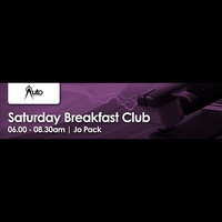 Logo of show Saturday Breakfast Club