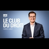 Logo of show Le club du droit
