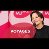Logo of show Voyages