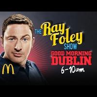 Logo of show The Ray Foley Show - Good Morning Dublin