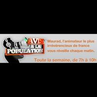 Logo de l'émission Avis à la Population