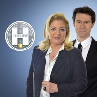 Logo of show 18H, L'Heure H
