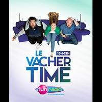 Logo de l'émission Le Vacher Time