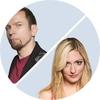 Logo of show Rosaria Renna - Claudio Guerrini