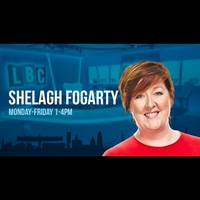 Logo de l'émission Shelagh Fogarty