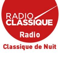 Logo de l'émission Radio Classique de Nuit