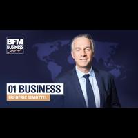 Logo de l'émission 01 Business